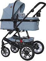 Детская универсальная коляска Lorelli Lora 3 в 1 Blue / 10021282093 -