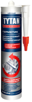 Герметик силиконовый Tytan Professional Высокотемпературный (280мл, красный) -