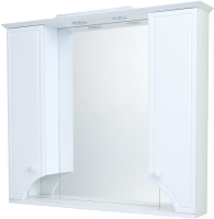 Шкаф с зеркалом для ванной Акватон Элен 95 (1A218602EN010) -