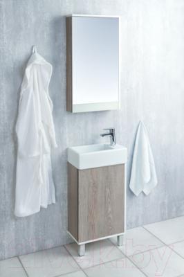 Шкаф с зеркалом для ванной Акватон Эмма 95 (1A221802EAD80)
