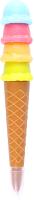 Ручка шариковая Darvish Мороженое / DV-12505 (синий) -