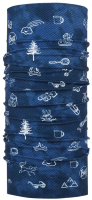 Бафф Buff Original Child Funny Camp Navy (118340.787.10.00) -