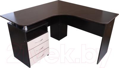 Письменный стол Компас-мебель КС-003-23