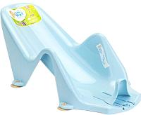 Горка для купания Little Angel Cool / 2902 (голубой/пастельный) -