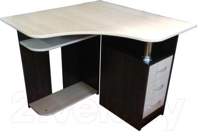 Компьютерный стол Компас-мебель КС-003-03
