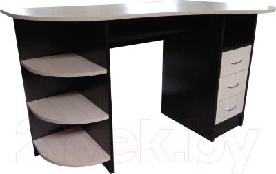 Компьютерный стол Компас-мебель КС-003-06