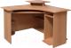 Компьютерный стол Компас-мебель КС-003-07 (ольха/орех миланский) -