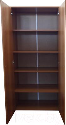Шкаф Компас-мебель КС-005-2Д1 (ольха)