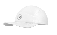 Бейсболка Buff Run Cap R-Solid White (119490.000.10.00) -