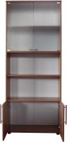 Стеллаж Компас-мебель КС-005-4Д1 (ольха) -