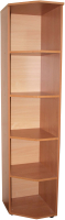 Угловое окончание для шкафа Компас-мебель КС-005-7 (ольха) -