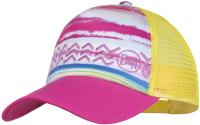 Бейсболка Buff Trucker Cap Kids Elytra Multi (120046.555.10.00) -