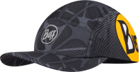 Бейсболка Buff Run Cap Apex Black (122538.999.10.00) -