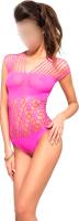 Костюм эротический Passion Erotic Line One Size / BS035-P (розовый) -