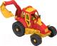 Трактор игрушечный Нордпласт С ковшом / 399 -