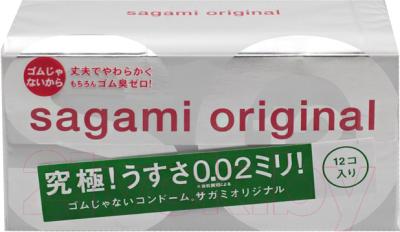 Презервативы Sagami Original 002 №12 / 715/1