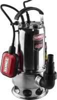 Дренажный насос Hammer NAP1000DInox (642893) -