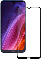 Защитное стекло для телефона Volare Rosso Fullscreen Full Glue для Redmi 8/8A (черный) -