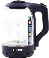 Электрочайник Lumme LU-141 (темный топаз) -