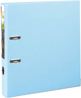 Папка-регистратор Exacompta 53102E (голубой пастель) -