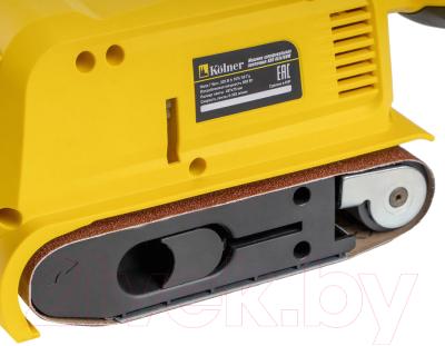 Ленточная шлифовальная машина Kolner KВS 533x76VM