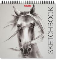Скетчбук Erich Krause Wild Horse / 48037 -