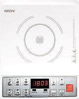 Электрическая настольная плита Ginzzu HCI-165 (белый) -