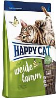 Корм для кошек Happy Cat Adult Weide-Lamm / 70189 (4кг) -
