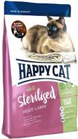 Корм для кошек Happy Cat Sterilised Weide-Lamm / 70348 (4кг) -