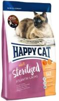 Корм для кошек Happy Cat Sterilised Atlantik-Lachs / 70342 (10кг) -