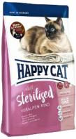 Корм для кошек Happy Cat Sterilised Voralpen-Rind / 70355 (4кг) -