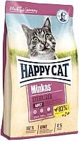 Корм для кошек Happy Cat Minkas Sterilised / 70409 (10кг) -
