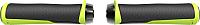 Грипсы для велосипеда BBB Cobra / BHG-96 (черный/желтый) -