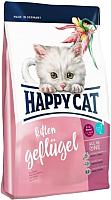 Корм для кошек Happy Cat Kitten Geflugel / 70359 (1.4кг) -
