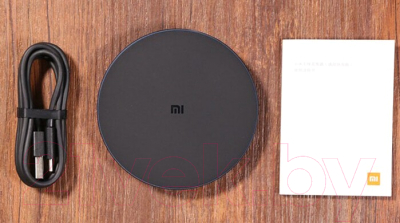 Зарядное устройство беспроводное Xiaomi Mi Wireless Charging Pad / GDS4142GL
