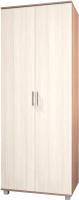Шкаф Modern Ева Е20 (ясень шимо темный/шимо светлый) -