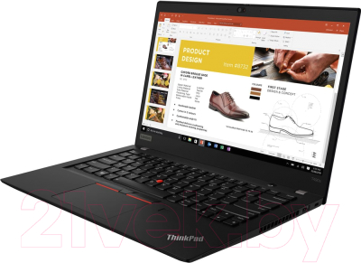 Ноутбук Lenovo ThinkPad T490s (20NX007ART)
