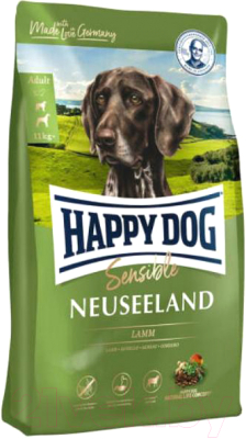 Корм для собак Happy Dog Sensible Neuseeland / 03534 (12.5кг)