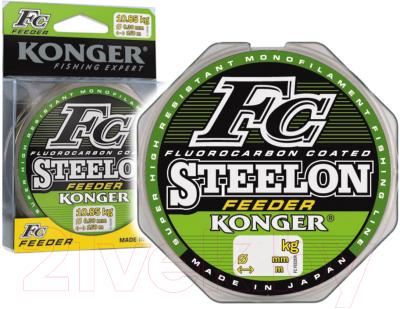 Леска монофильная Konger Steelon Fc-1 Feeder 0.20мм 150м / 237150020