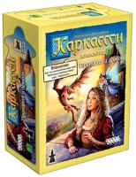 Настольная игра Мир Хобби Каркассон: Принцесса и дракон / 915213 -
