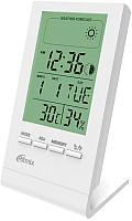 Метеостанция цифровая Ritmix CAT-040 (белый) -