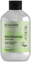 Мицеллярная вода Ecolatier Urban для чувствительной кожи цветок кактуса и алоэ вера (400мл) -