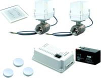 Система защиты от протечек Gidrolock Квартира 1 Ultimate Bonomi Radio -