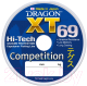 Леска монофильная Dragon XT 69 Competition 0.35мм 125м / 33-20-035 -