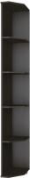 Угловое окончание для шкафа Modern Карина К64 (венге) -