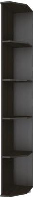 Угловое окончание для шкафа Modern Карина К64 (венге)