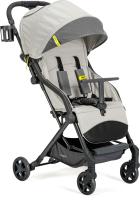 Детская прогулочная коляска Happy Baby Umma Pro (серый) -