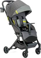 Детская прогулочная коляска Happy Baby Umma Pro (графит) -