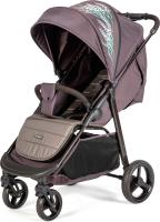 Детская прогулочная коляска Happy Baby Ultima / V2 X4 (лавандовый) -