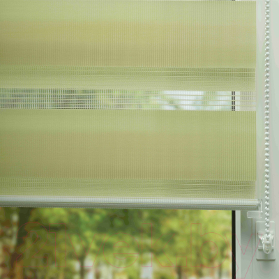 Рулонная штора Lm Decor Грация ДН LB 10-08 (110x160)
